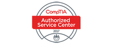 CompTIA Authorized Service Center